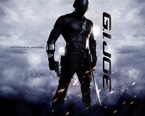 GI Joe - Snake Eyes - Snake Eyes for the upcoming GI Joe movie: Rise of Cobra