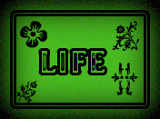 Life - this clip art i design is about my life, past, future, history, health, happy, sad, memories, education.