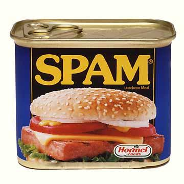 spam - classic spam meat loaf
