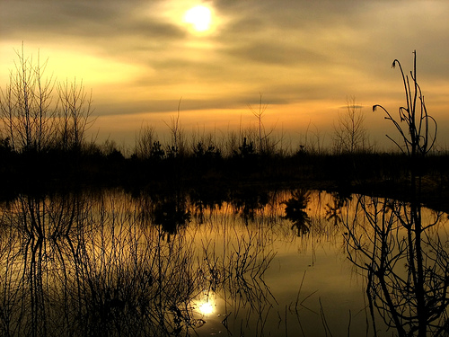 lake - lake of sorrows that runs deep