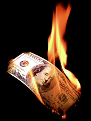 Wasting Money... - Wasting Money...