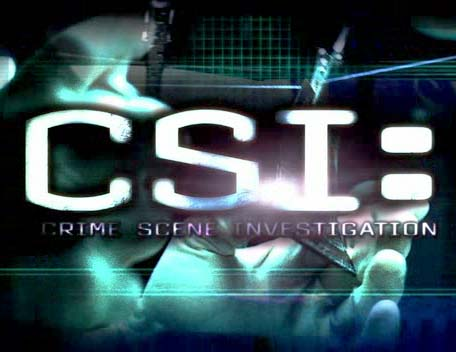CSI - can it happen in real life? - Just wondering if in real life things that are used in CSI actually play a role?