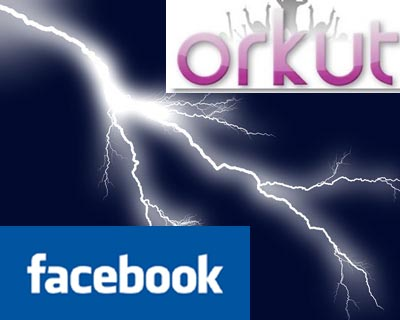 Difference between FACEBOOK and ORKUT. - Difference between facebook and orkut.WHO IS THE BEST???