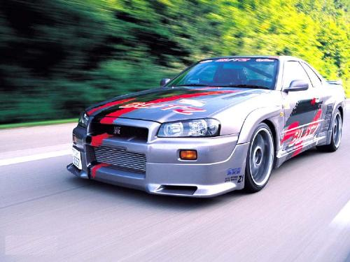 Nissan Skyline - Yahoo Images