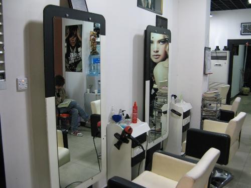 hair salons - perm hair  cut hair dye hair