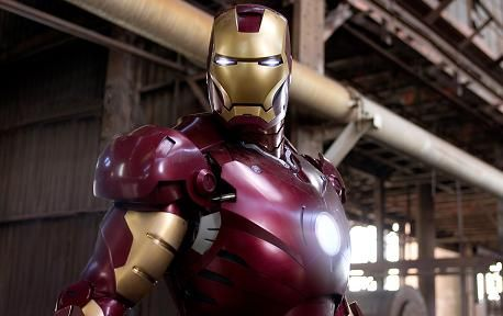 Iron man leads on visual effects - An Iron man photo for my watching movies discussion.
