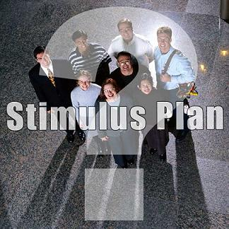 obama, stimulus plan, - a picture of people confused about the stimulus plan.