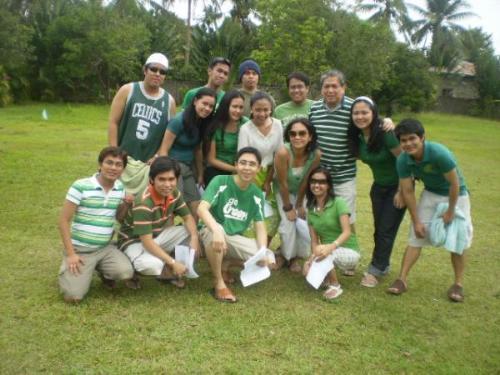 My Friends; My Blood - A photo taken during a summer fun, fun, fun outing!