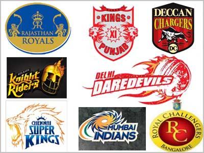 ipl - IPL T20 teams logo