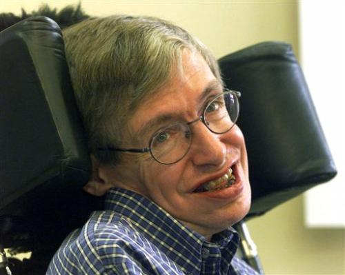 Stephen Hawking - The best scientist who evades all challenges and persuits he come across
