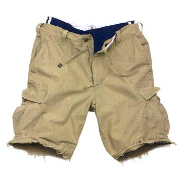 I like shorts! - I like this short.