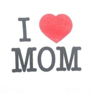 i luv mom - mom