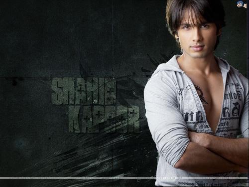 Handsomest dude - Mr. Shahid kapoor