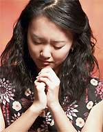 Prayer - Prayer solves your problems.