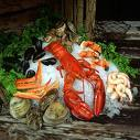 seafood - a photo with various kinds of seafood