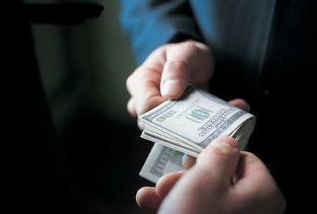 corruption? - corruption, a word that makes some of us feel irritated.