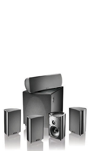 Speakers - Definitive technology speakers (model 600 5.1 surround sound)