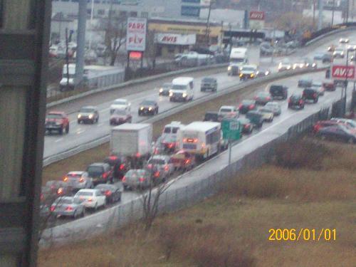 trafic - trafic in boston