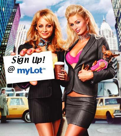 mylot experience - mylot experience with Paris Hilton and...