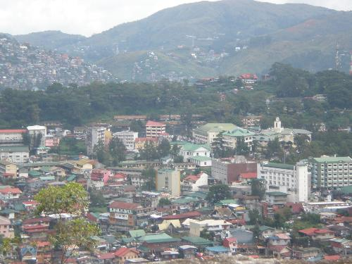 Baguio City - this is Baguio City