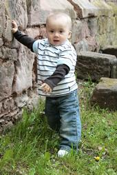 My Grandson who I am cut off from - This is my Grandson Joshua , I had to steal this picture from someone else profile.