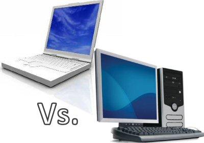 desktop or Laptop? - Laptop sells overtake of desktops.