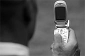 Cell Phone - This is a photograph of cell phone.