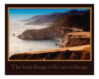 The best things in life are free! - the best things in life are free and most of them cannot be bought.