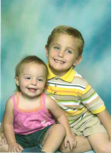 Harper Kids - The Harper kids & their mother were pulled out of a burning SUV July 20th.