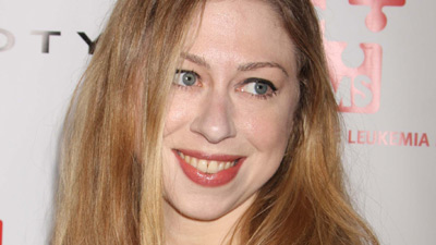Chelsea Clinton - Daughter of Bill Clinton the former President of the United States
