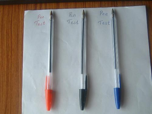 Ballpens - This is one of the important tool when we are studying.