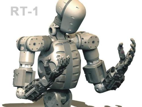 RT-1 robot - just a sample image of robot.