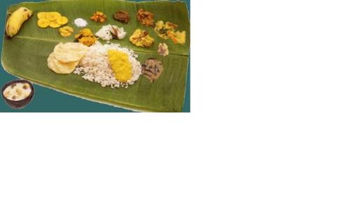 Onasadya (feast) - Onam feast is the most important one in this festival