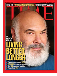 Dr. Andrew Weil - Dr. Andrew Weil best selling author and integrative medicine health guru