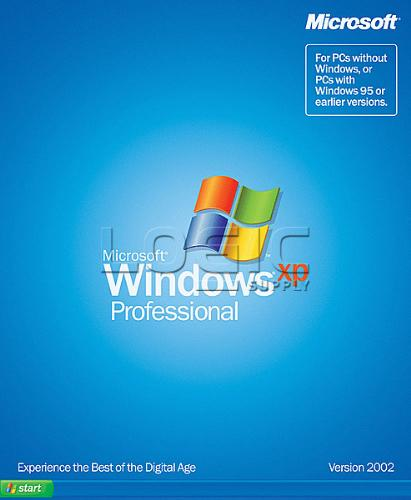 xp - windows xp professional is the one of the most selling OS's in the world and it withstands the threat thrown by vista,7 etc.