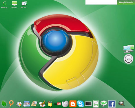 google chrome os - from a reliable source, Google Chrome OS will be launched with a week.