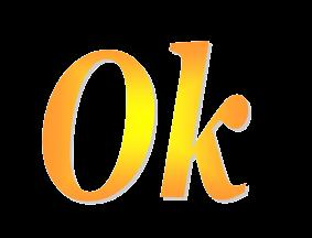 the word ok - What does ok actually stand for?