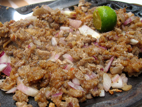 Sisig - One of the most delicious food in the Philippines