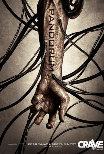 pandorum - pandorum is a science fiction thriller movie with a gripping story line and great acting.