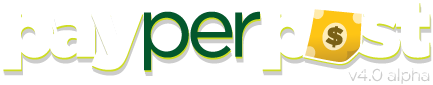 payperpost - payperpost logo.....