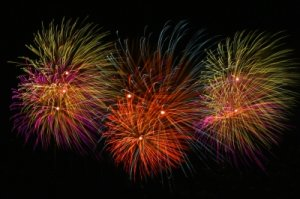 Fireworks - Fireworks display