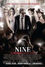 Nine - Poster for the movie NINE