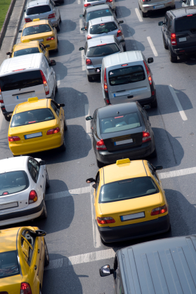 busiest streets - busy streets have lot of traffic congestion and very crowded.
