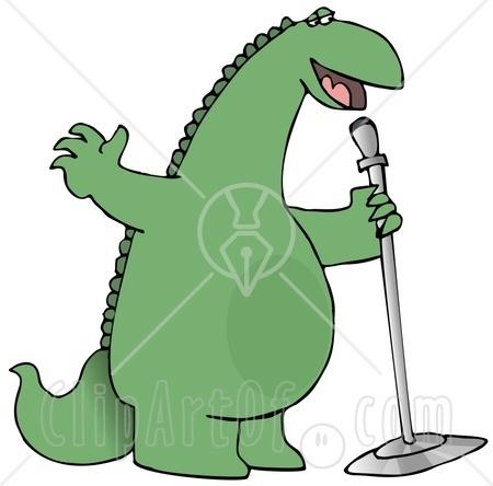 Singing is a good habit. - I like singing too.