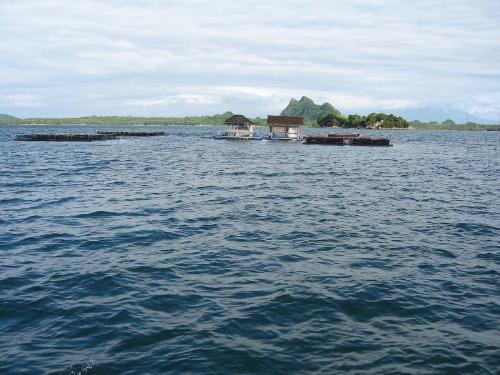 Padre Burgos - The blue ocean of Padre Burgos, Quezon
