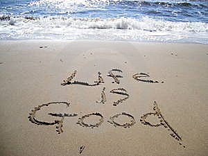 life - life is all good and beautiful you just have to learn how to enjoy it in the best way.
