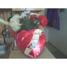 Valentines Day - Here is my Valentines Day gift from my daughter.