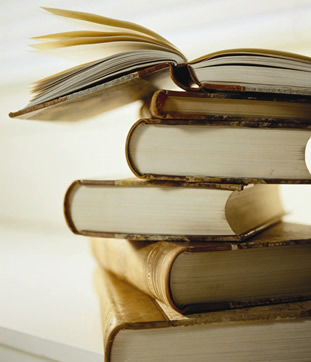 Books!! - Books are good for the Brain!!