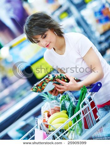 Supermarket! - At the supermarket!