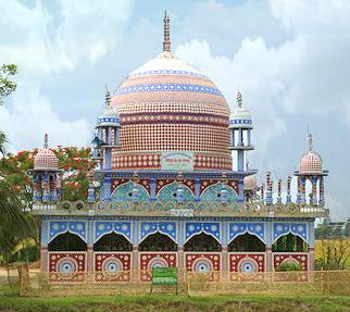 Picture of Muslim Mosque - Beautiful Muslim Mosque